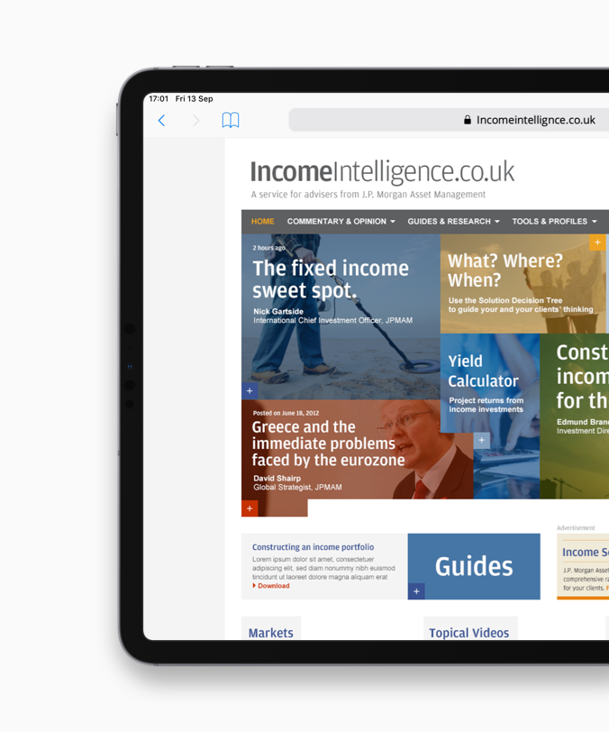 Income Intelligence Project