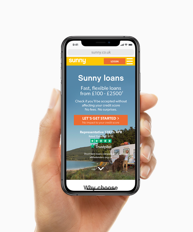 Sunny Loans Project